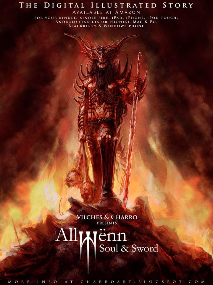 Allwënn, Soul & Sword